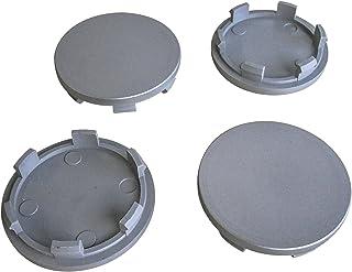 4x Nabenkappen 59 mm / 53,5 mm Nabendeckel Universal Kappen 59,0/53,5 mm Deckel Felgendeckel