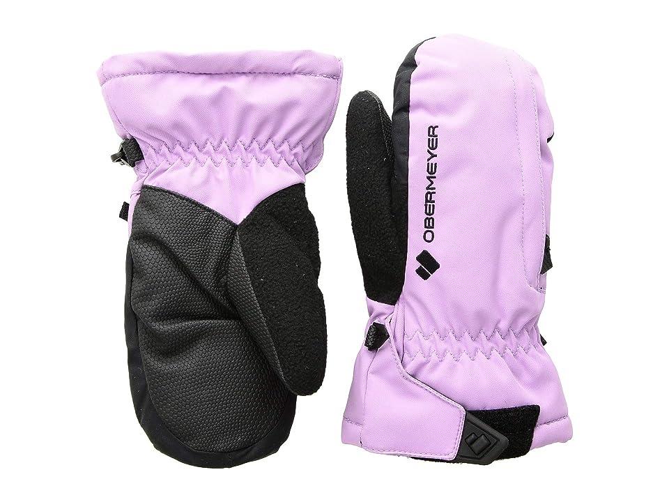 Obermeyer Kids Gauntlet Mitten (Little Kids/Big Kids) (Violetta) Extreme Cold Weather Gloves