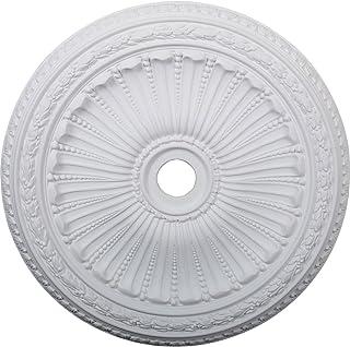 Ekena Millwork CM35VI Ceiling Medalion, Factory Primed White