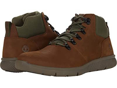 Timberland Boltero Leather Hiker (Potting Soil) Men