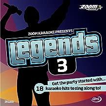 Zoom G - Legends 3: Elton John/Billy Joel/Rod Stewart/Barry Manilow Card Wallet