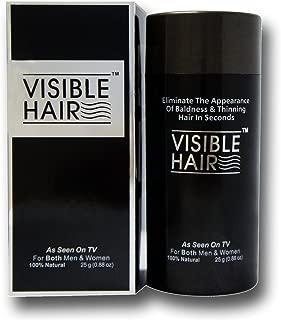Visible Hair Building Fibers Dark Brown 0.88 oz
