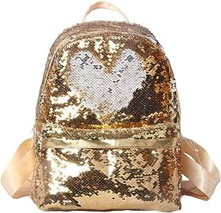 Sequin backpack for girl magic sequin backpack glitter backpack