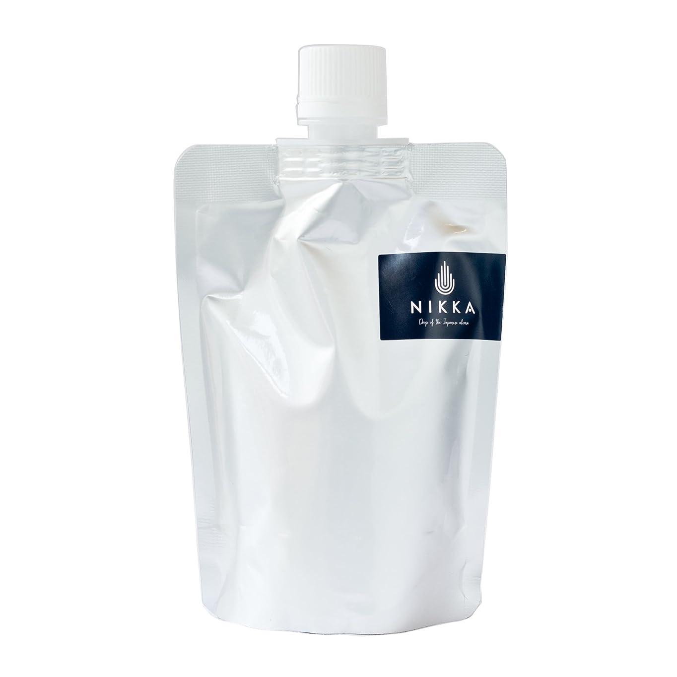 発行する動かす顧問NIKKA エッセンシャルオイル希釈液 ひのきしずく (パウチ詰替150ml)