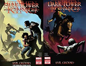 Dark Tower Gunslinger Evil Ground Limited Release 2 Issue 1st Print Comics Set