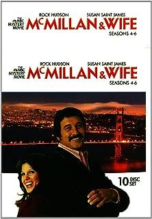 Mcmillan & Wife Seasons 4-6