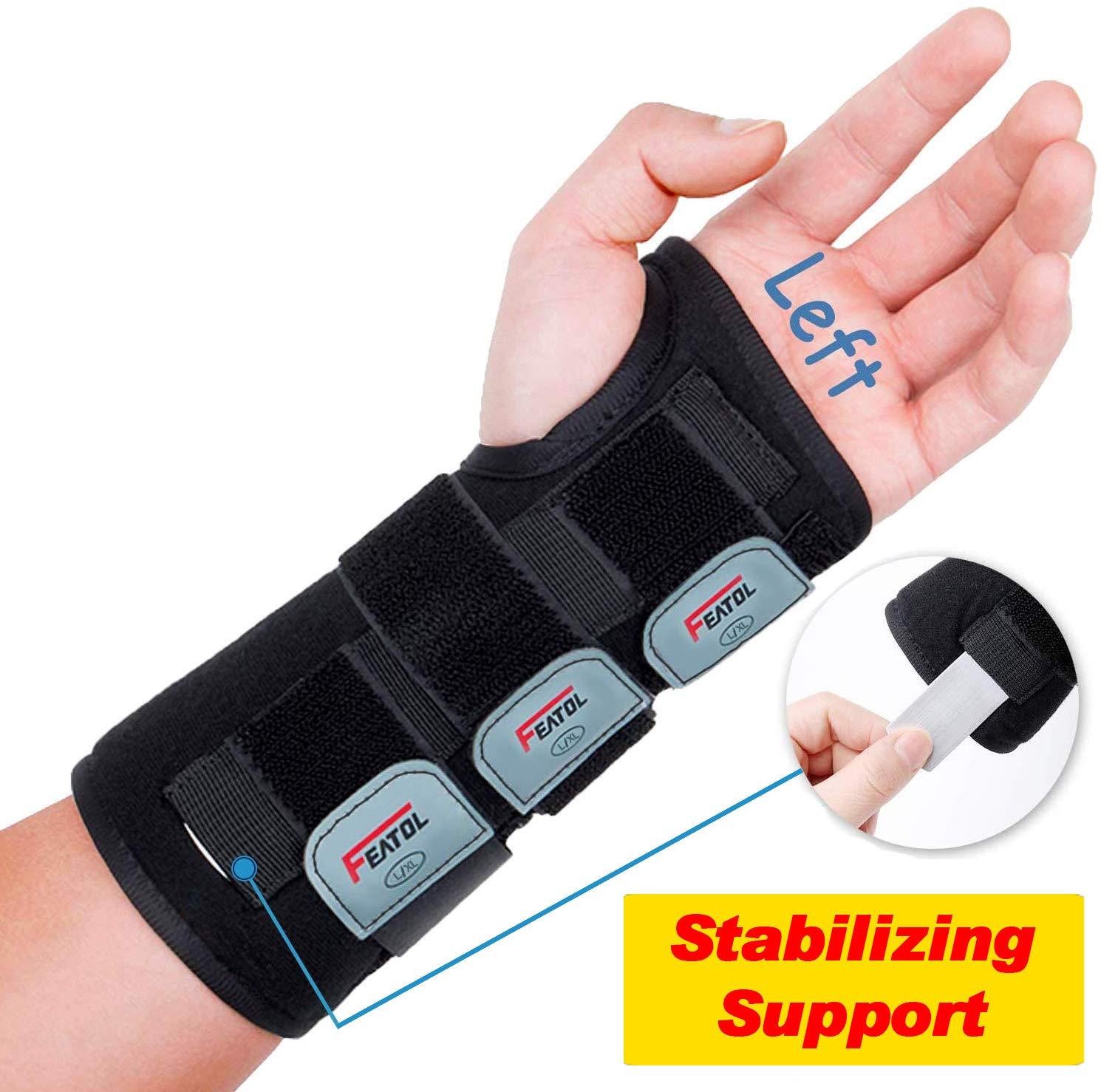 Adjustable Support Splints Compression Injuries
