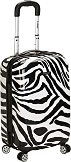 Luggage 20 Inch Carry On Skin, Zebra, Medium