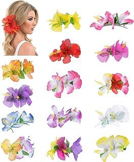 hibiscus hair clip