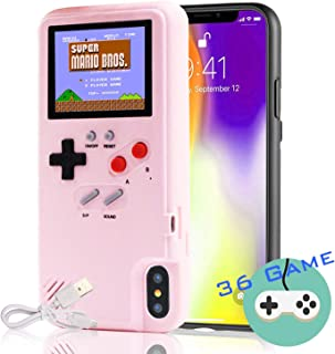 Best iphone case with game boy on back Reviews