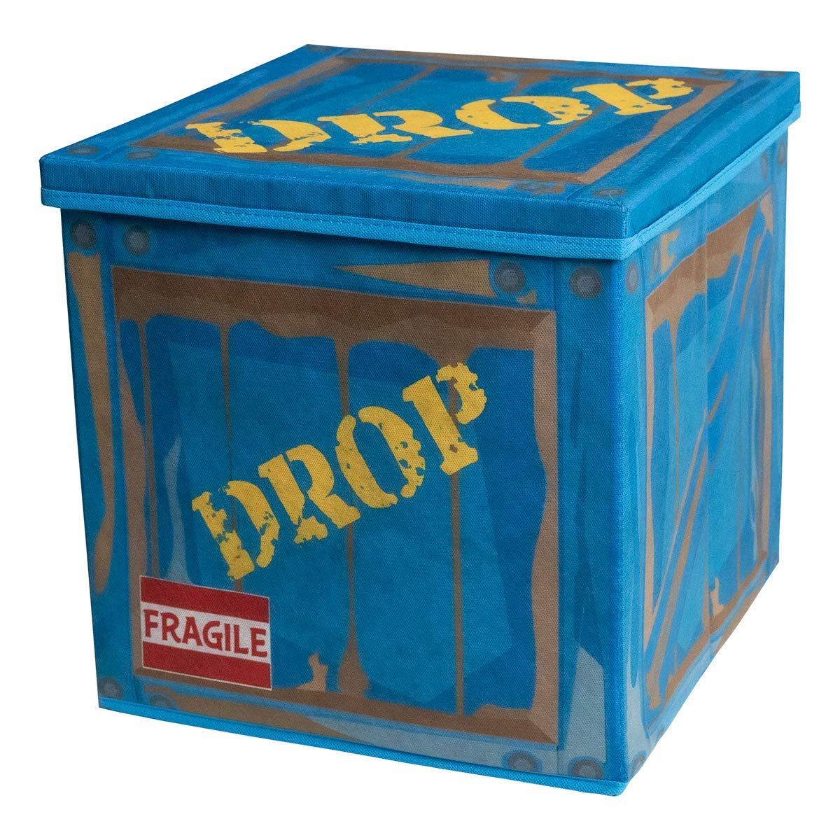 7. Large Loot Drop Box - Royale Gamer Storage Organizer