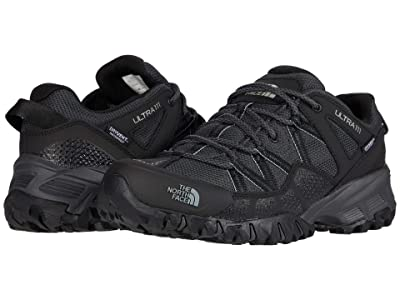 The North Face Ultra 111 Waterproof (TNF Black/Dark Shadow Grey) Men