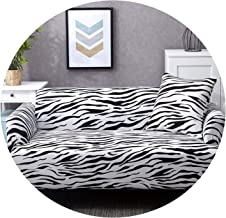 Universal Size 1/2/3/4 Seater Sofa Cover Stretch Elasticity seat Couch Covers Loveseat Sofa Funiture Pillow case Home Decoration,1255,AB 185-230cm
