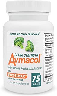 Sponsored Ad - Avmacol Extra Strength Sulforaphane Production System for Immune Support, 75 Tablets