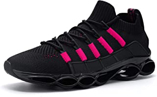 Steel Toe Sneakers for Women Lightweight, Cushion Safety...