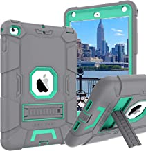 iPad Mini 4 Case,iPad Mini 4 Retina Case,BENTOBEN 3 in 1 Hybrid [Soft&Hard] Heavy Duty Rugged Stand Cover Shockproof Anti-...