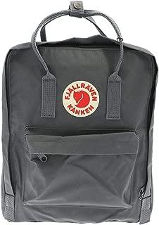Luxury Fashion | Fjallraven Kanken Mens 23510046 Grey Backpack | Season Permanent