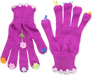Kidorable Girls' Little Butterfly Gloves
