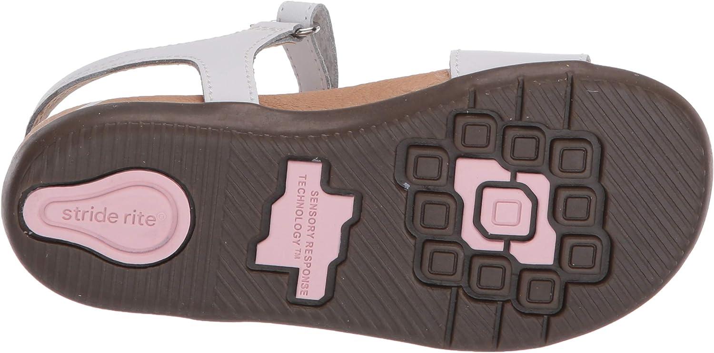 Stride Rite Unisex-Child SRTech Truly Double Adjust Sandal