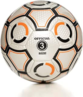 EVZOM Soccer Balls Sports Ball Lightweight Training...