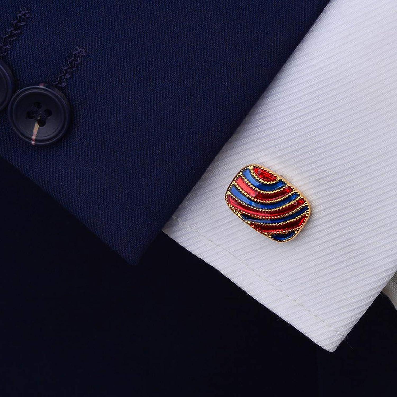 Colaxi 2X Cuff Links Shirt Men's Formal Dress Vintage Antique Set for Suits