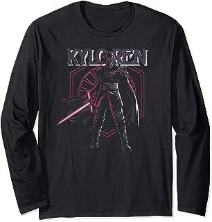 Star Wars The Rise of Skywalker Kylo Ren First Order Emblem Manche Longue