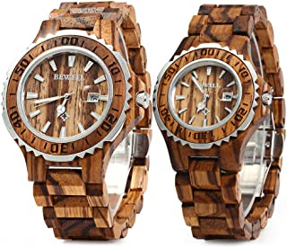 Best engraved wooden watches canada Reviews