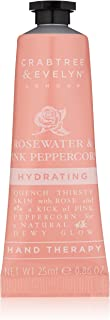 Crabtree & Evelyn Rosewater Hand Therapy, 25 g