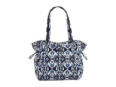 Vera Bradley Glenna Satchel (Ikat Island) Bags