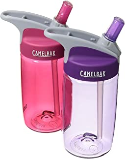 CamelBak Eddy .4L - 2-Pack (Youth)