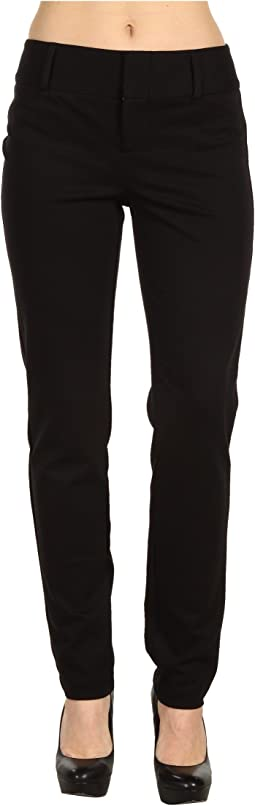 MICHAEL Michael Kors - Ponte Straight Ankle Pant