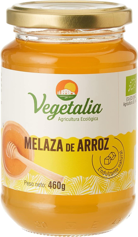 MELAZA DE ARROZ 460gr. BIO