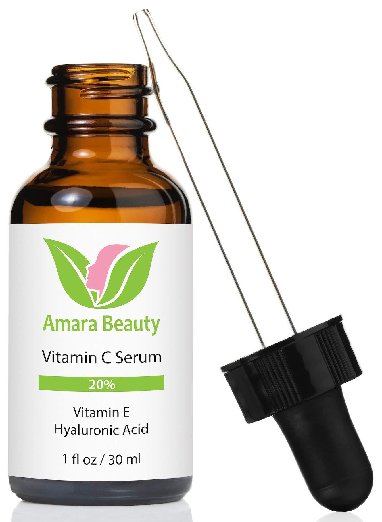 Amara Organics Vitamin Serum Hyaluronic