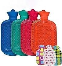 Warm waterzak 2000 ml dikke warme waterfles draagbare rubberen winter warme warm waterfles (kleur: C 1750ml) Detazhi (Colo...