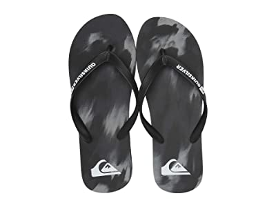 Quiksilver Molokai (Black/Grey/Black 2) Men