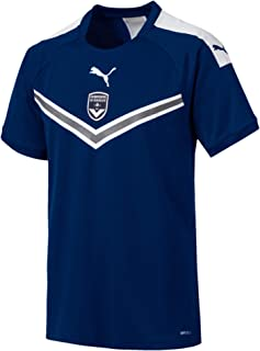PUMA Herren Fcgb Home Shirt Replica Ss Without Sponsor Trikot