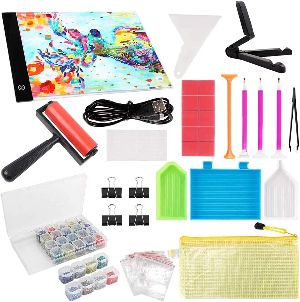 A4 LED Max 56% OFF Light free Pad for 5D Acces Painting Diamond