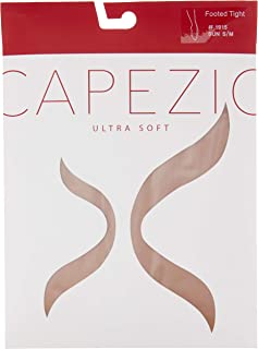Capezio Women's Ultra Soft Footed Tight - Womens