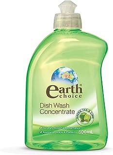 Earth Choice Dishwashing Liquid Green Tea/Lime 500ml