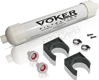 Voker Holding Tank Vent Filter New Installation Kit (5/8
