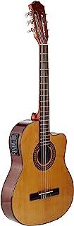 Guitarra La Sevillana electroacústica con caja clásica, Mo