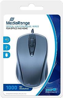 MediaRange MROS201 Mouse per Computer