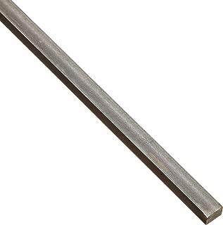 Steel Key Stock, Standard Tolerance, 3/8
