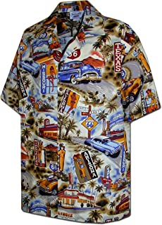 Route 66 Scenic Car Shirts