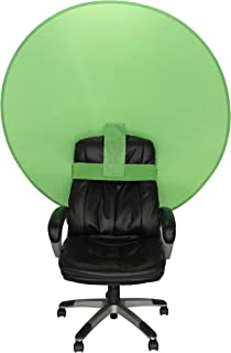 "Webaround Portable Webcam Background, Big Shot, 56"", (Chroma Key Green Screen) (Gen2)"