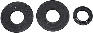 JSP Manufacturing Crank Seals Compatible with Yamaha 650 701 760 1100 1200 Superjet WaverRunner, Blaster XL OEM #: 009-911/3-Seals Included: 93102-36M33-00/93101-36M46-00/93103-32M01-00