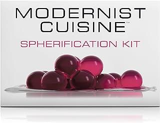 OFFICIAL Modernist Cuisine Spherification Kit (Molecular Gastronomy) ⊘ Non-GMO ❤ Gluten-Free ☮ Vegan ✡ OU Kosher Certified Ingredients