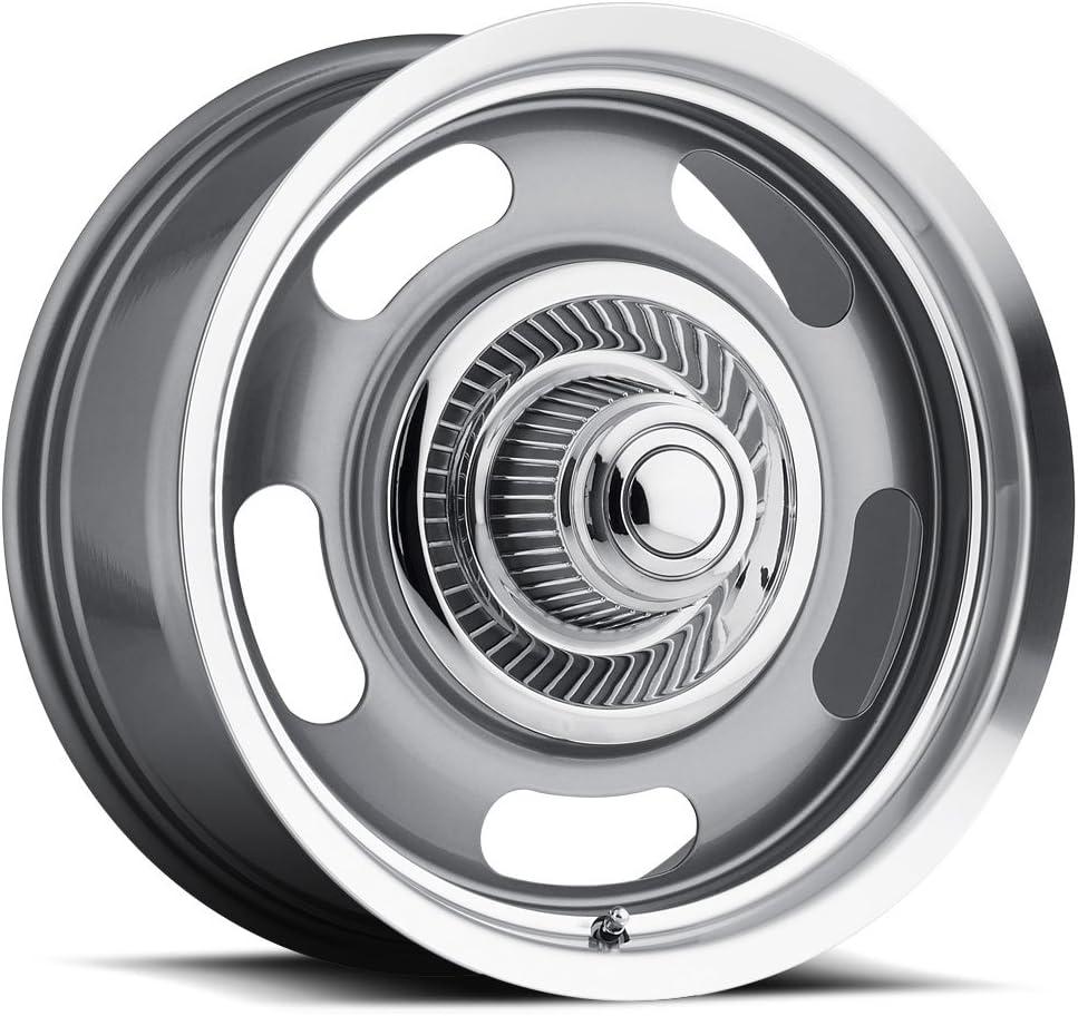 Vision 55 Aluminum Rally 20x9.5 Max 73% OFF Rim Gunmetal 6x139.7 Wheel Excellence +20mm