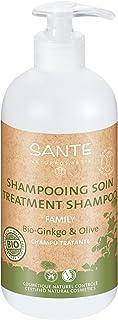 Sante Behandlung Shampoo Bio, 500 ml, Ginkgo und Olive