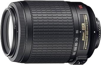Nikon 55-200mm f/4-5.6G ED IF AF-S DX VR [Vibration Reduction] Nikkor Zoom Lens Bulk packaging (White box, New) photo